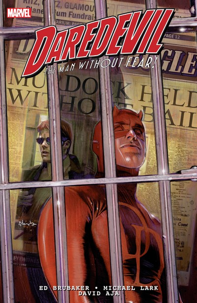 Daredevil by Ed Brubaker & Michael Lark Ultimate Collection Vol. 1 – 3 (2020)