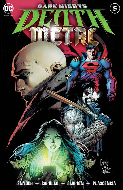 Dark Nights – Death Metal #5 (2020)