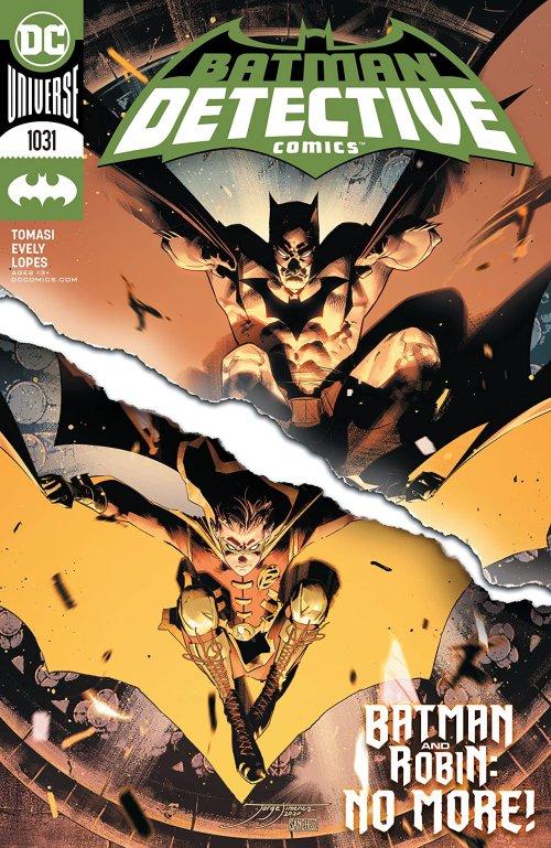 Detective Comics #1031 (2020)