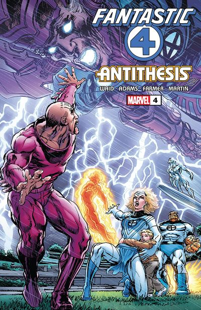 Fantastic Four – Antithesis #4 (2020)