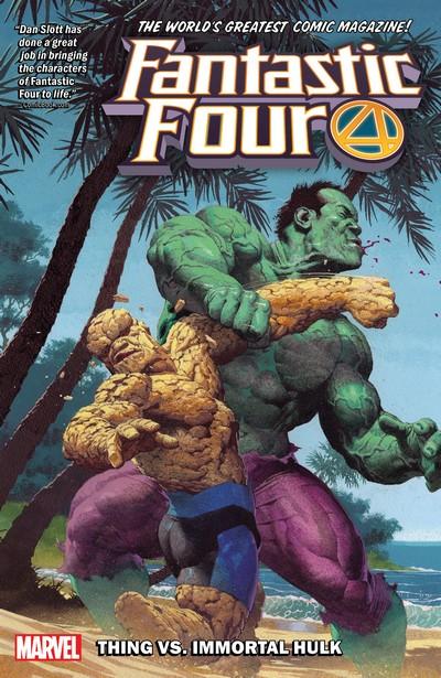 Fantastic Four Vol. 4 – Thing vs. Immortal Hulk (TPB) (2020)