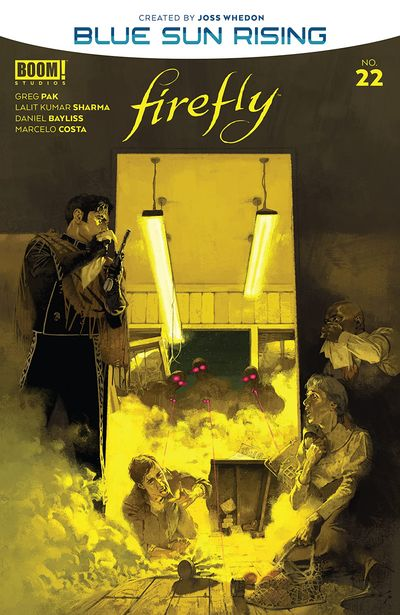 Firefly #22 (2020)