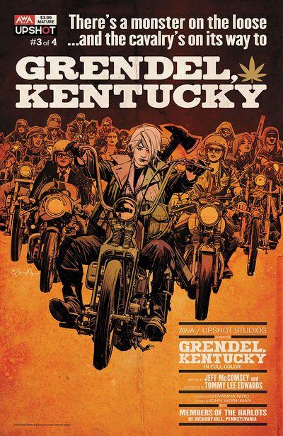 Grendel, Kentucky #3 (2020)