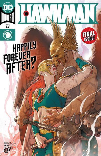 Hawkman #29 (2020)
