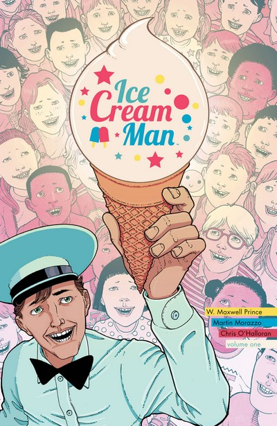Ice Cream Man Vol. 1 – 5 (TPB) (2018-2020)