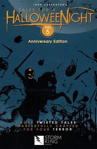 John Carpenter's Tales for a HalloweeNight Vol. 5 (2019)