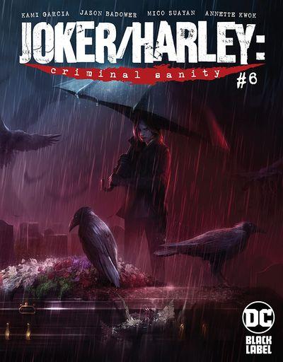 Joker – Harley – Criminal Sanity #6 (2020)