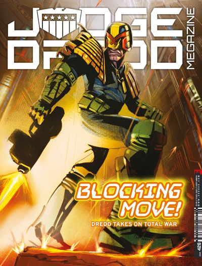 Judge Dredd Megazine #426 (2020)