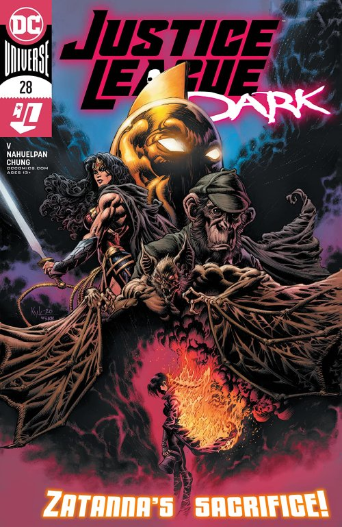 Justice League Dark #28 (2020)