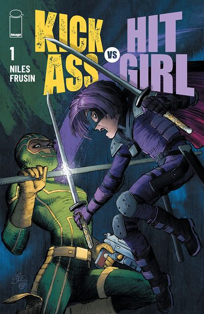 Kick-Ass Vs. Hit-Girl #1 (2020)