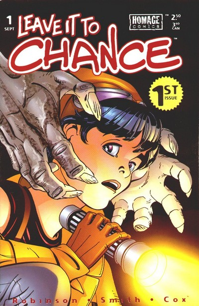 Leave It To Chance #1 – 13 (1996-2002)