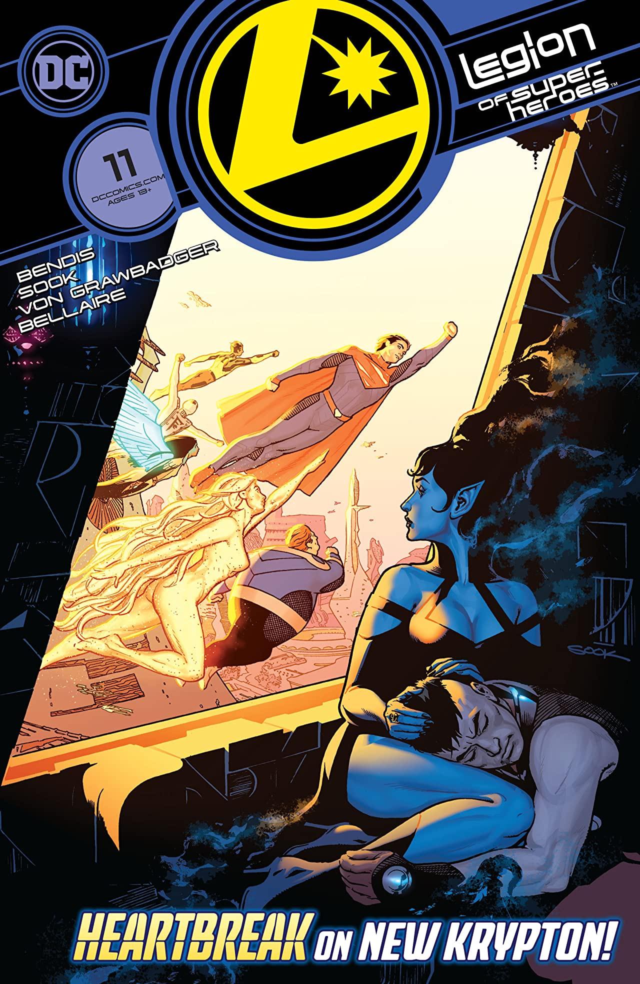 Legion of Super-Heroes #11 (2020)