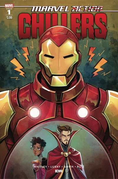 Marvel Action – Chillers #1 (2020)