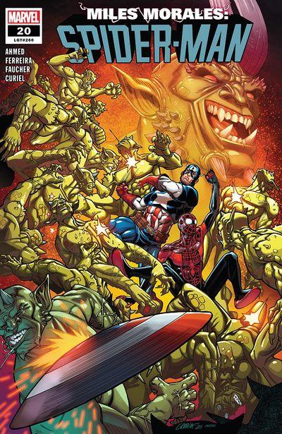 Miles Morales – Spider-Man #20 (2020)