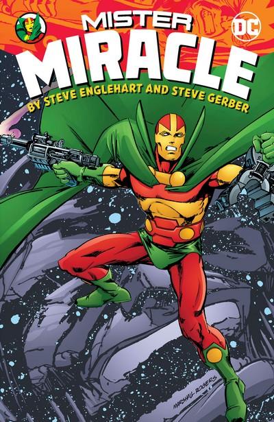 Mister Miracle by Steve Englehart and Steve Gerber (2020)