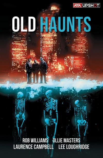 Old Haunts (2020) (Fan Made TPB)