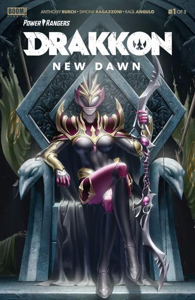 Power Rangers – Drakkon New Dawn #1 – 3 (2020)