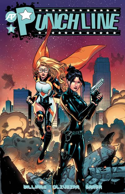 PunchLine #11 (2020)