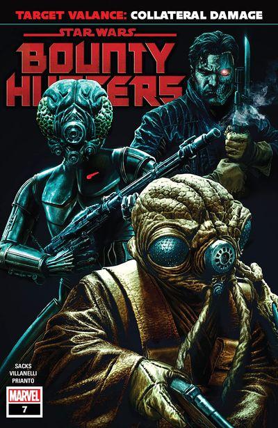 Star Wars – Bounty Hunters #7 (2020)