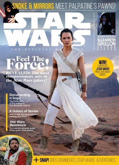 Star Wars Insider #198 (2020)