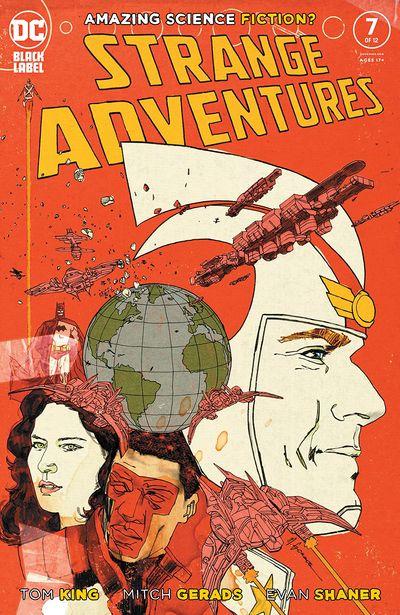 Strange Adventures #7 (2020)