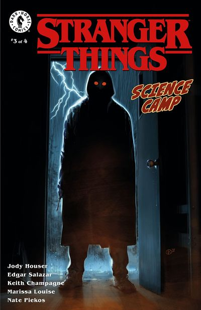 Stranger Things – Science Camp #3 (2020)