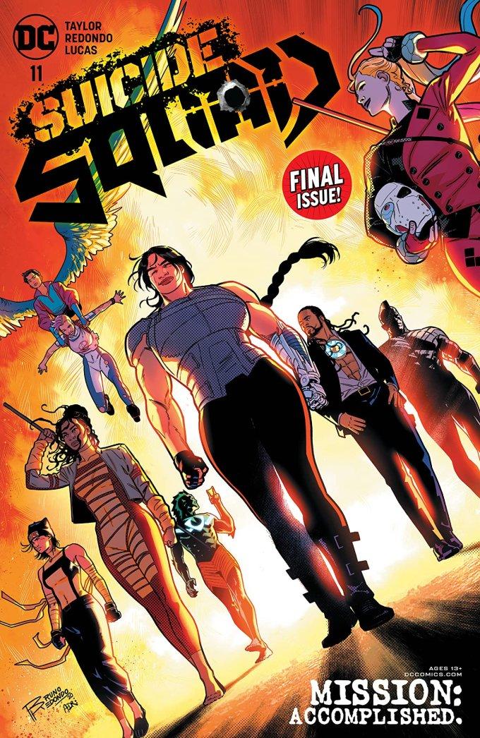 Suicide Squad #11 (2020)