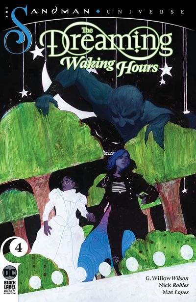 The Dreaming – Waking Hours #4 (2020)