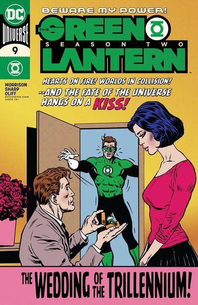 The Green Lantern Season Two #9 (2020)