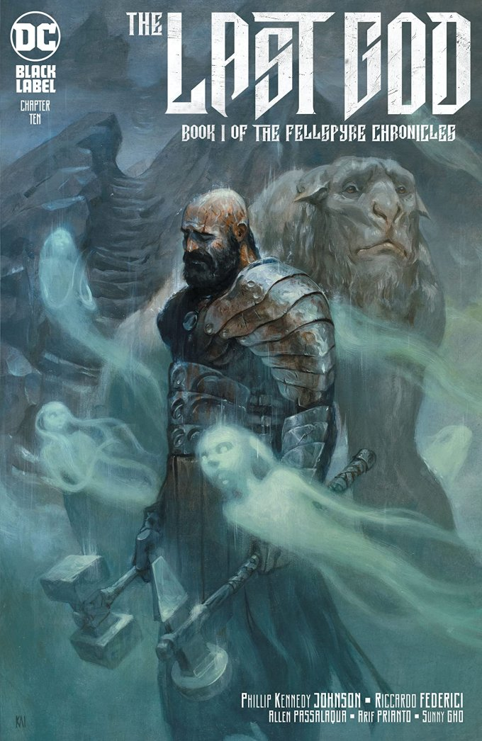 The Last God #10 (2020)