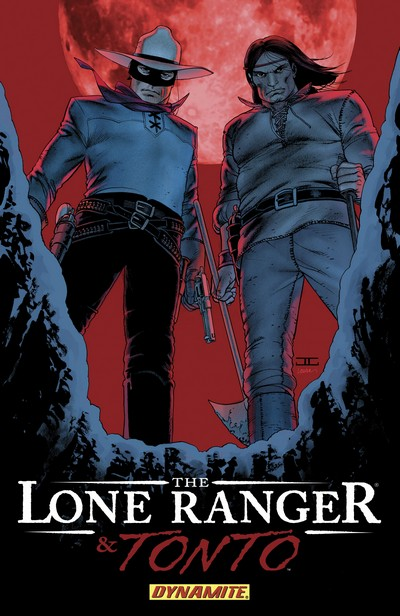 The Lone Ranger & Tonto Vol. 1 (TPB) (2010)