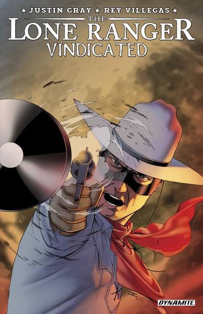 The Lone Ranger – Vindicated (TPB) (2015)