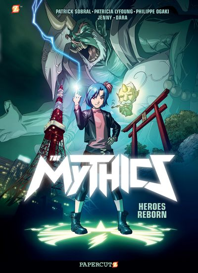 The Mythics #1 – Heroes Reborn (2020)
