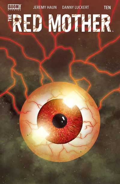 The Red Mother #10 (2020)