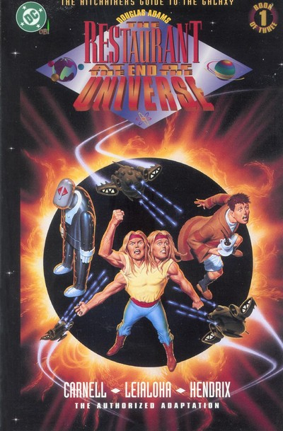The Restaurant at the End of the Universe #1 – 3 (1994-1995)