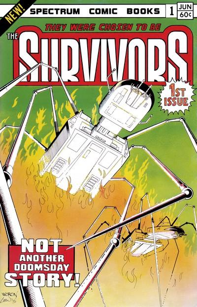 The Survivors #1 – 4 (1983)