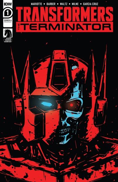 Transformers vs the Terminator #1 – 4 (2020)