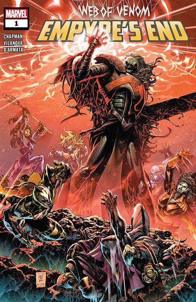 Web Of Venom – Empyre's End #1 (2020)