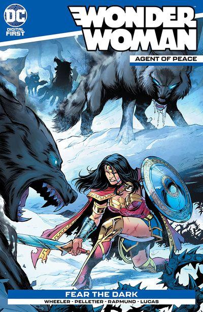 Wonder Woman – Agent of Peace #16 (2020)