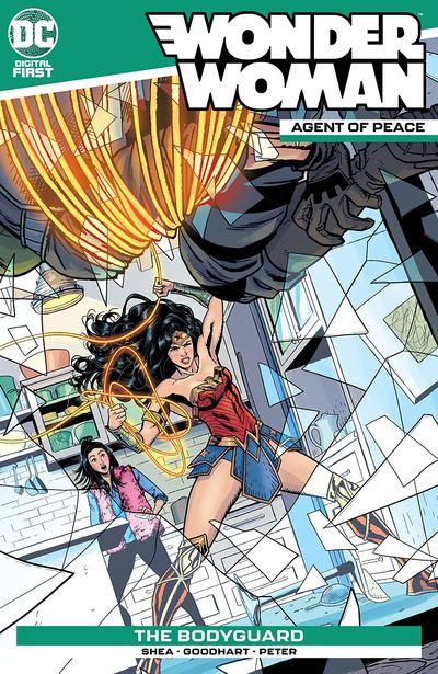 Wonder Woman – Agent of Peace #17 (2020)