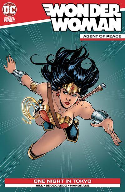 Wonder Woman – Agent of Peace #19 (2020)