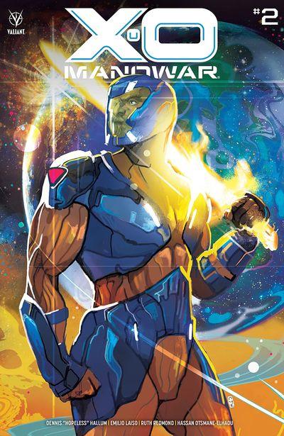 X-O Manowar #2 (2020)
