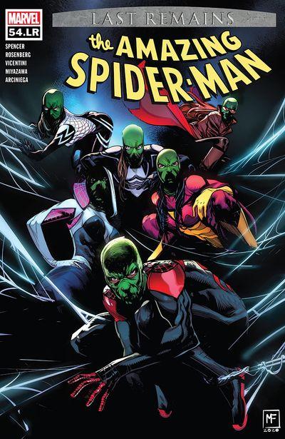 Amazing Spider-Man #54.LR (2020)