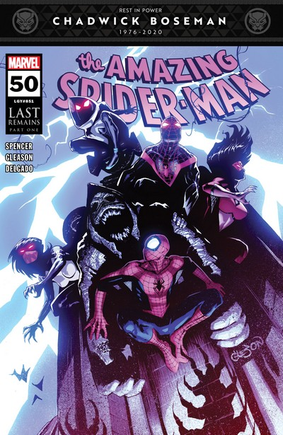 Amazing Spider-Man – Last Remains (Story Arc) (2020)