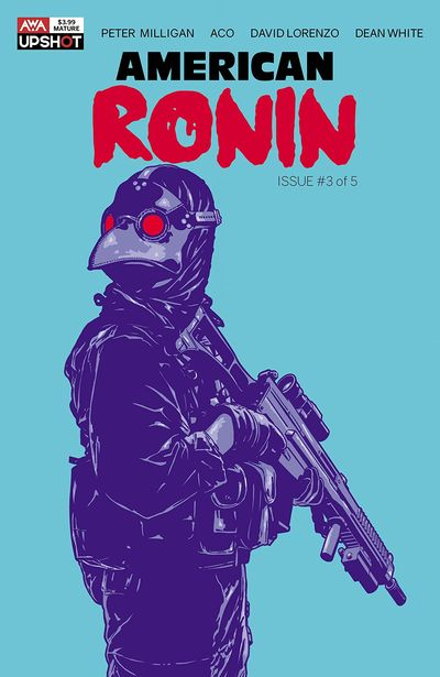 American Ronin #3 (2020)