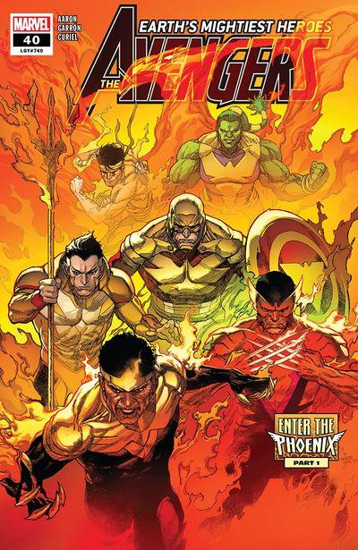 Avengers #40 (2020)