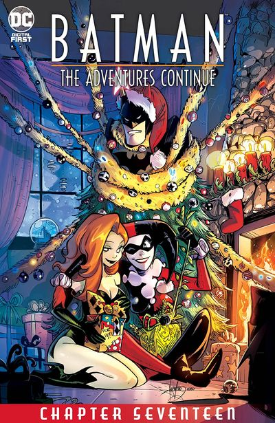 Batman – The Adventures Continue #17 (2020)