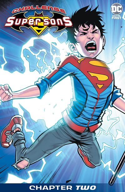 Challenge of the Super Sons #2 (2020)