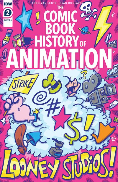 Comic Book History of Animation #2 (2020)