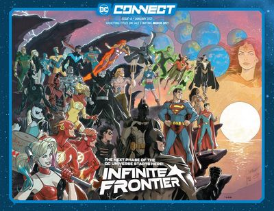 DC Connect #8 (Jan for Mar 2021)